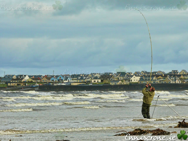 Fishing in Enniscrone
