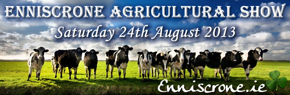 Enniscrone Agricultural Show - Saturday 24th August 2013 - Enniscrone Co. Sligo