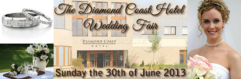 Wedding Fair - 30th of June 2013 - Diamond Coast Hotel