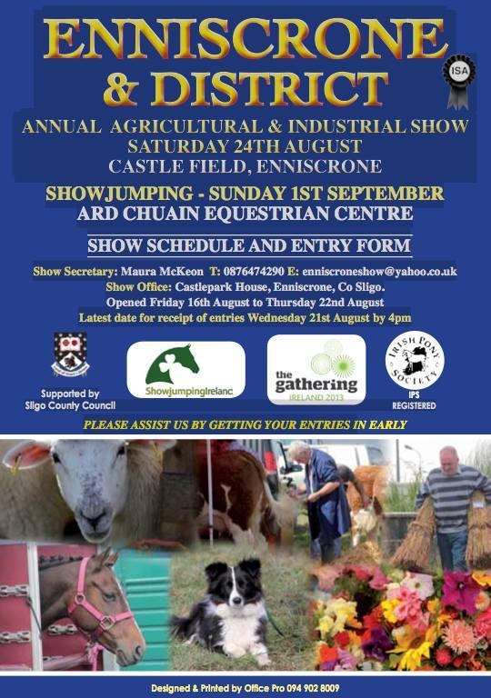 Enniscrone & District Agricultural & Industrial Show 2013