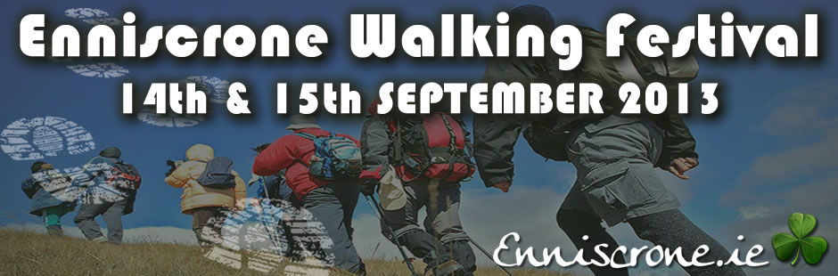 Enniscrone Walking Festival 14th & 15th September 2013