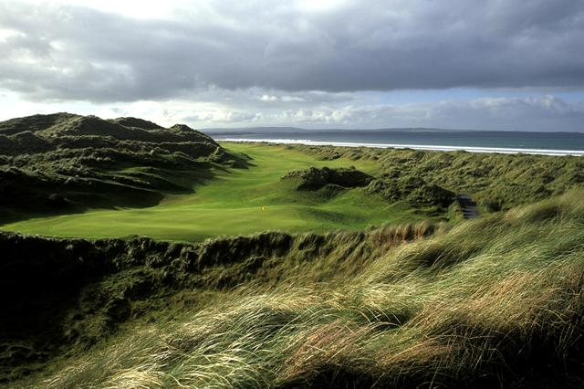3rd Charlie McGoldrick Cup takes place at Enniscrone