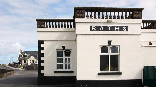 Enniscrone Seaweed Baths